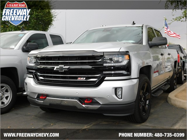 2017 chevrolet silverado 1500 crew cab ltz z71 4wd phoenix az stock 171268 freeway chevrolet. Black Bedroom Furniture Sets. Home Design Ideas