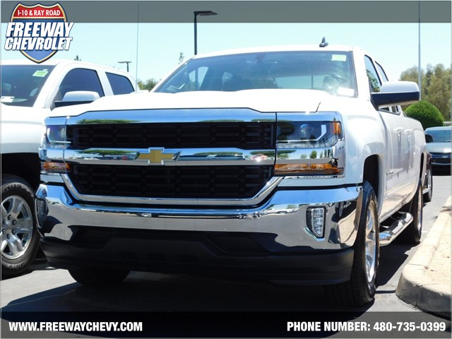 2017 chevrolet silverado 1500 double cab 1lt phoenix az stock 171389 freeway chevrolet. Black Bedroom Furniture Sets. Home Design Ideas