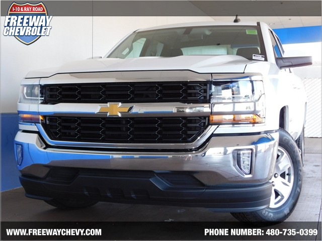 2017 chevrolet silverado 1500 double cab 1lt phoenix az stock 171420 freeway chevrolet. Black Bedroom Furniture Sets. Home Design Ideas