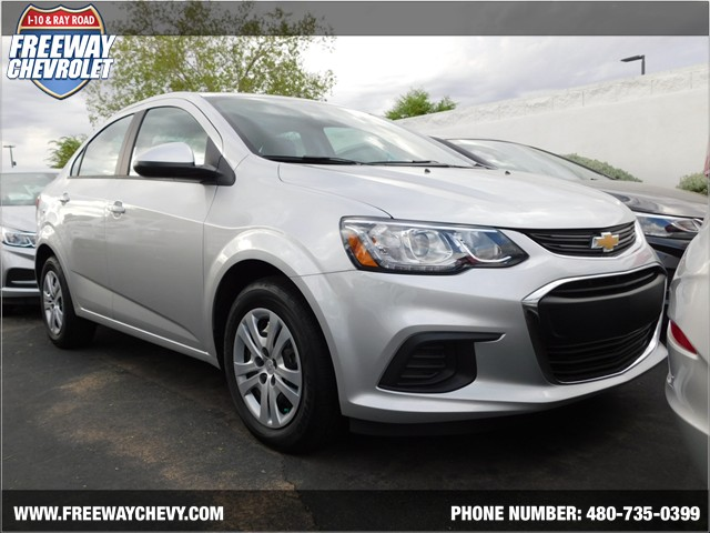 2017 chevrolet sonic ls phoenix az stock 171726 freeway chevrolet. Black Bedroom Furniture Sets. Home Design Ideas