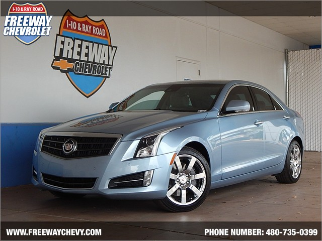 2013 Cadillac ATS 3.6L Performance