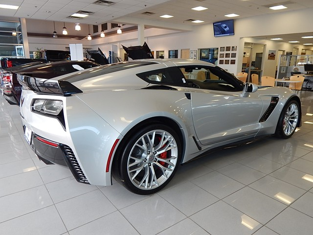 2019 Chevrolet Corvette Z06 for sale - Stock#190000 ...