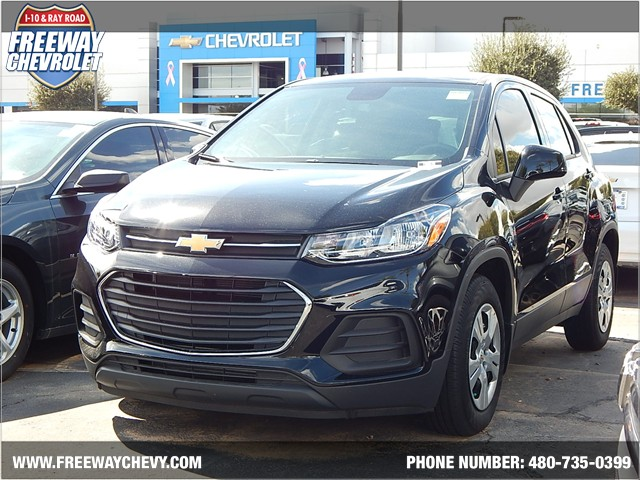New Chevrolet Trax Inventory In Phoenix Az Chapman Chevrolet