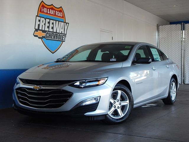 New 2019 Chevrolet Malibu 1LS