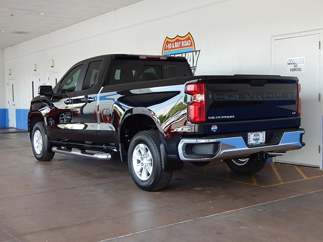 2019 Chevrolet Silverado 1500 Double Cab 1LT