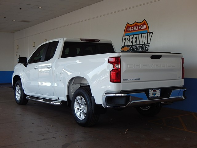 New 2019 Chevrolet Silverado 1500 Double Cab 1LT