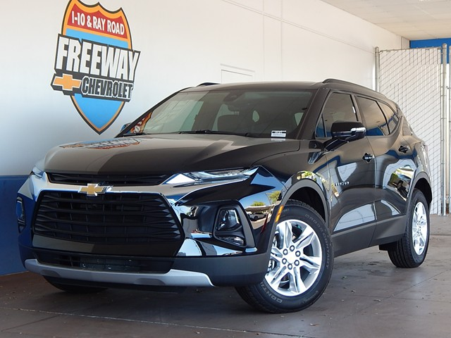 2019 Chevrolet Blazer 3LT Leather