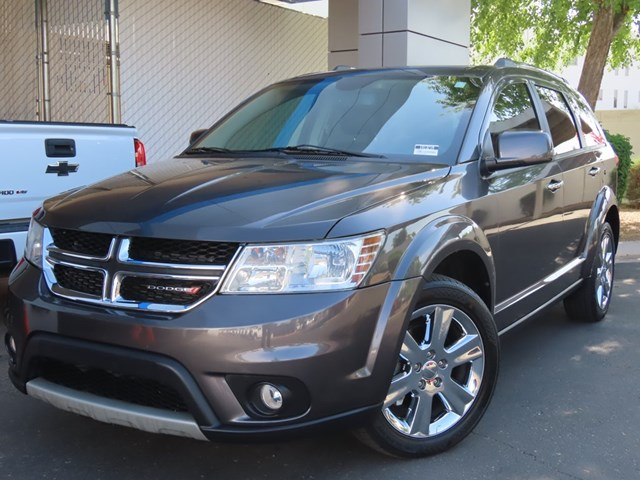 Used 2015 Dodge Journey Limited