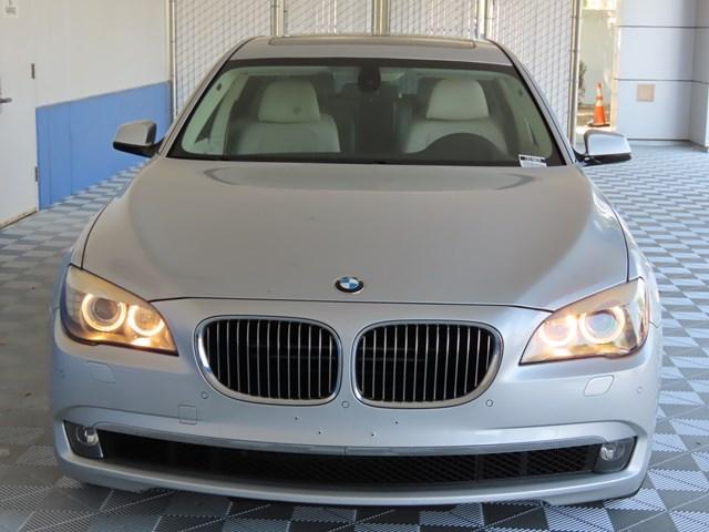 Used 2011 BMW 7-Series ALPINA B7 LWB