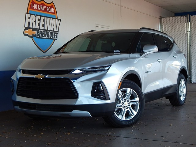 2019 Chevrolet Blazer 1LT Cloth