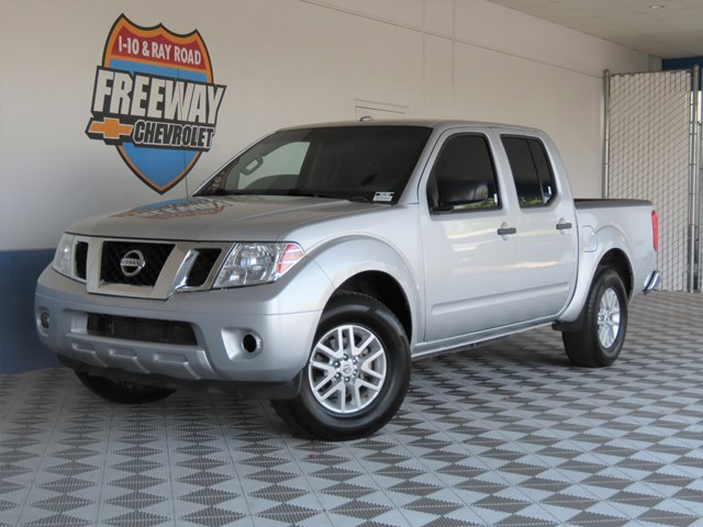 Used 2014 Nissan Frontier S Crew Cab