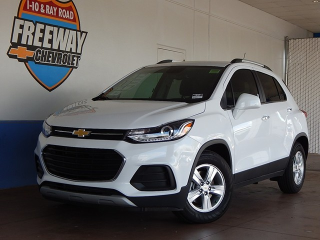 New 2020 Chevrolet Trax 1LT