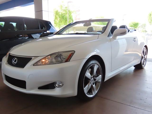Used 2010 Lexus IS 350C