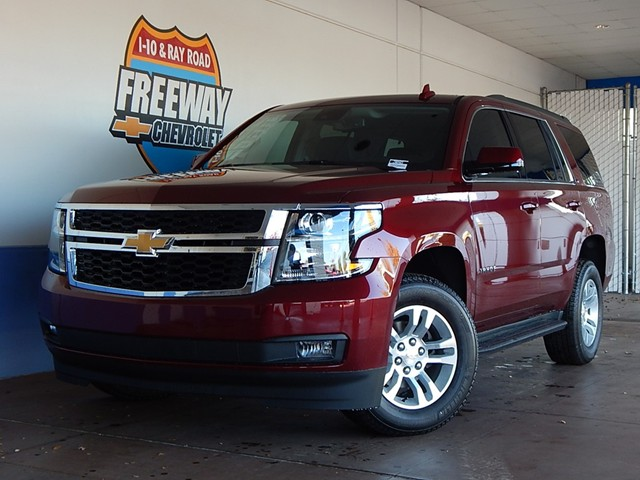 New 2020 Chevrolet Tahoe 1LT