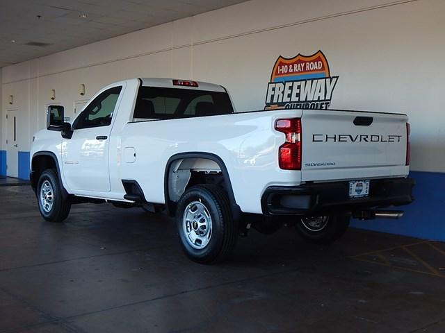 2020 Chevrolet Silverado 2500HD Work Truck