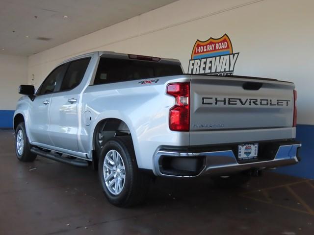 2020 Chevrolet Silverado 1500 Crew Cab 1LT 4WD