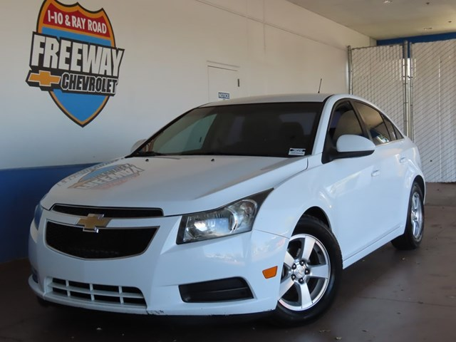 Used 2012 Chevrolet Cruze LT