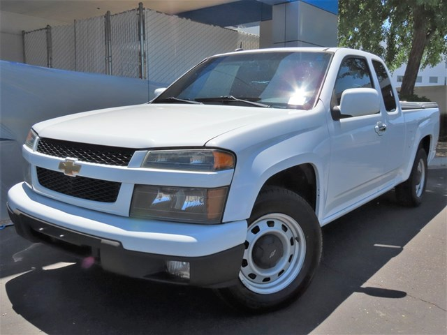 Used 2011 Chevrolet Colorado Work Truck Extended Cab