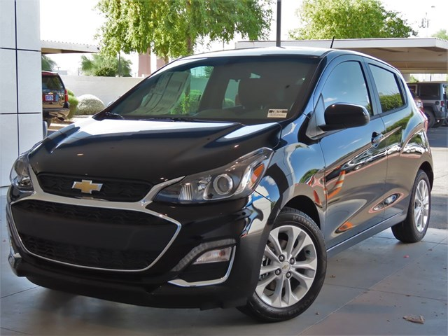 New 2020 Chevrolet Spark 1LT CVT