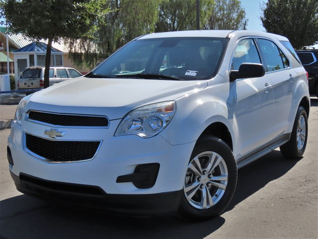 Used 2014 Chevrolet Equinox LS