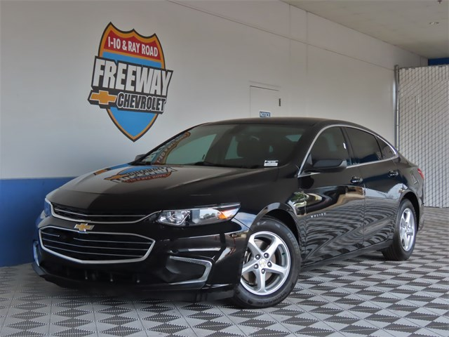 Used 2017 Chevrolet Malibu LS