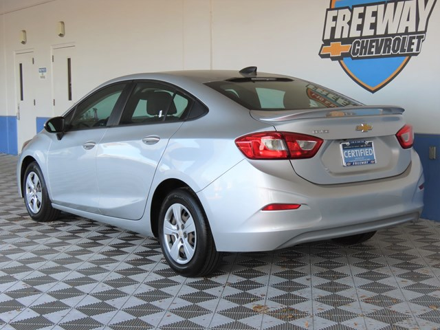 Used 2018 Chevrolet Cruze LS