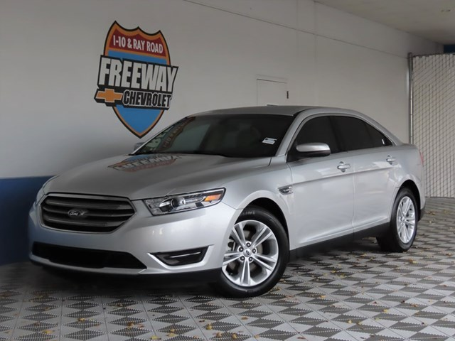 Used 2018 Ford Taurus SEL