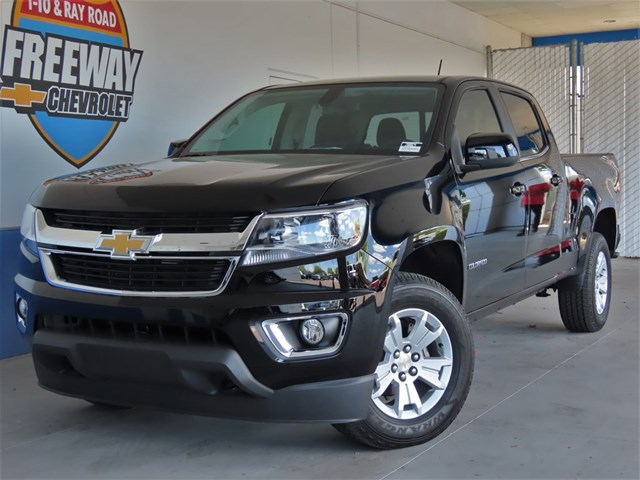 New 2020 Chevrolet Colorado 4LT 4WD