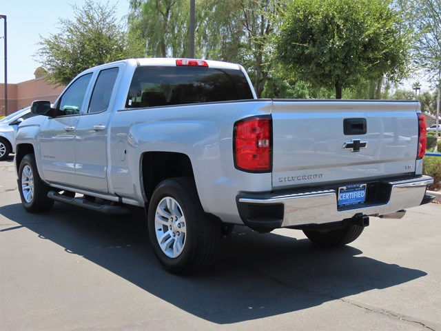 Certified Pre-Owned 2019 Chevrolet Silverado 1500 LD LT Extended Cab