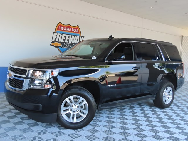 Used 2016 Chevrolet Tahoe LS