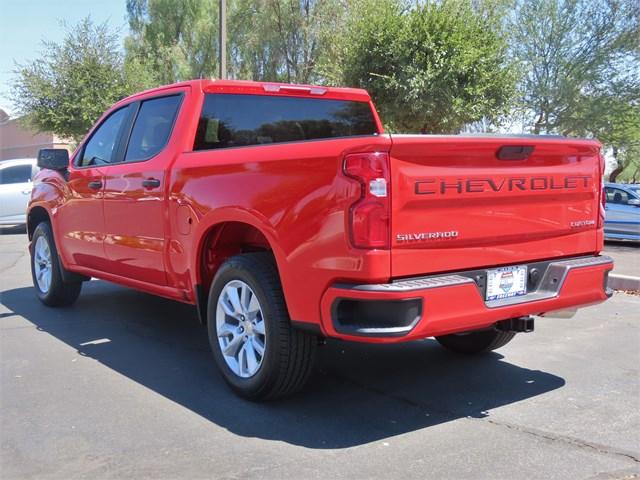 New 2020 Chevrolet Silverado 1500 Crew Cab Custom