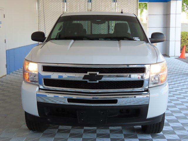 Used 2010 Chevrolet Silverado 1500 LT Extended Cab