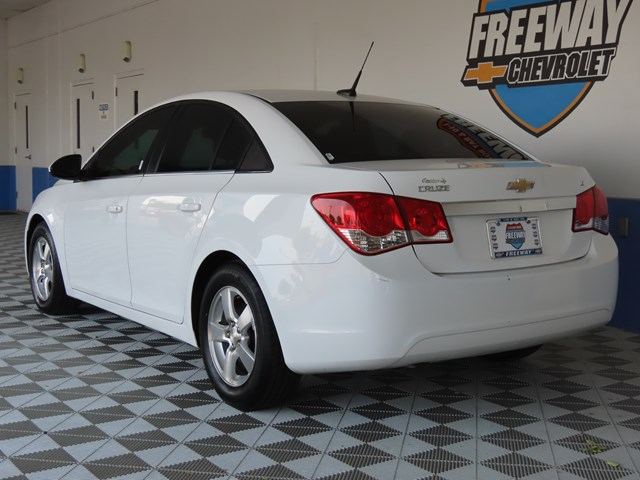 Used 2014 Chevrolet Cruze LT