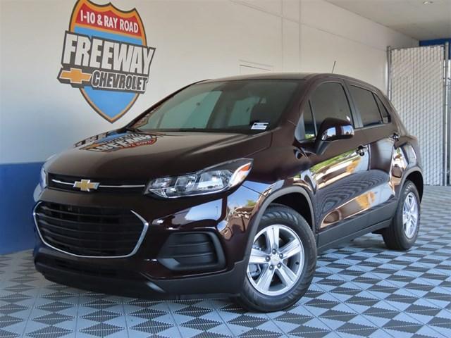 New 2020 Chevrolet Trax 1LS