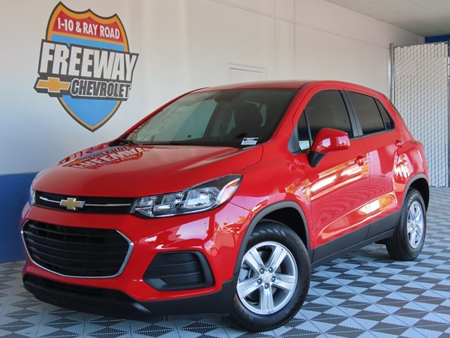 New 2020 Chevrolet Trax 1LS