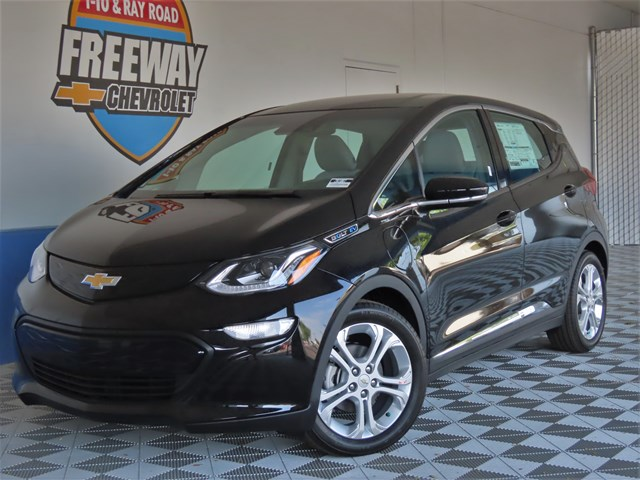New 2020 Chevrolet Bolt EV 2LT