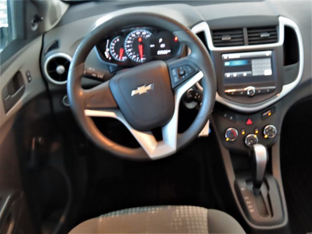 Used 2017 Chevrolet Sonic LS Auto