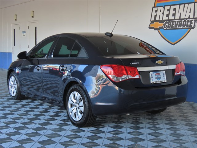 Used 2015 Chevrolet Cruze LS