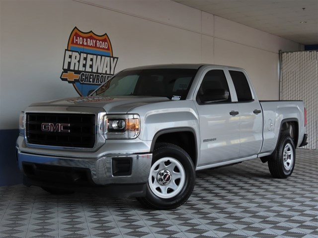 Used 2015 GMC Sierra 1500 Extended Cab