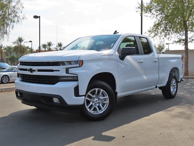 New 2020 Chevrolet Silverado 1500 Double Cab RST