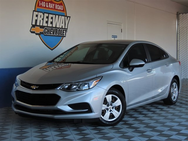 Used 2016 Chevrolet Cruze LS