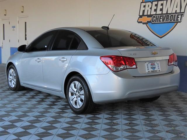 Used 2015 Chevrolet Cruze LS Auto