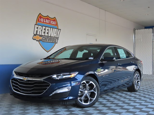 New 2020 Chevrolet Malibu 1LT