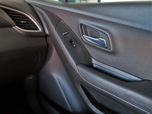 Used 2017 Chevrolet Trax LS