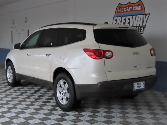 Used 2012 Chevrolet Traverse LT