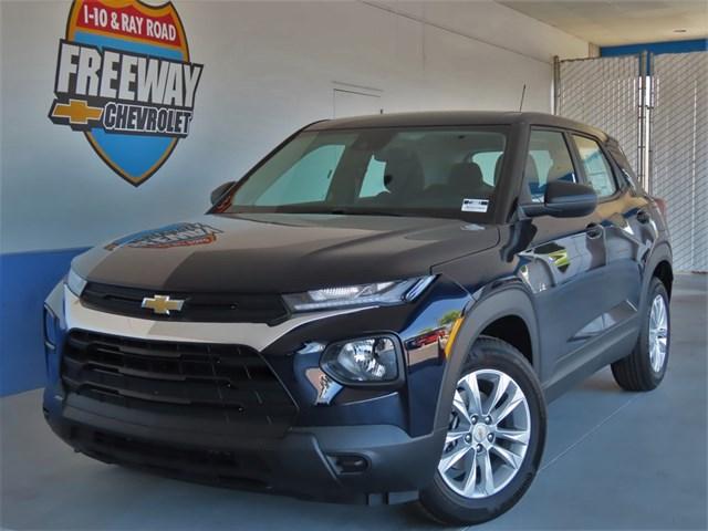 2021 Chevrolet TrailBlazer 1LS