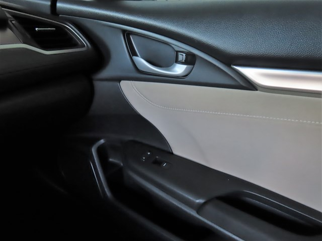 Used 2017 Honda Civic EX-T w/Honda Sensing