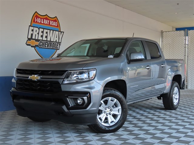 New 2021 Chevrolet Colorado 4LT 4WD