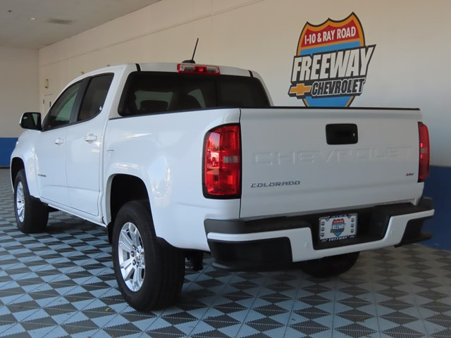 New 2021 Chevrolet Colorado 2LT