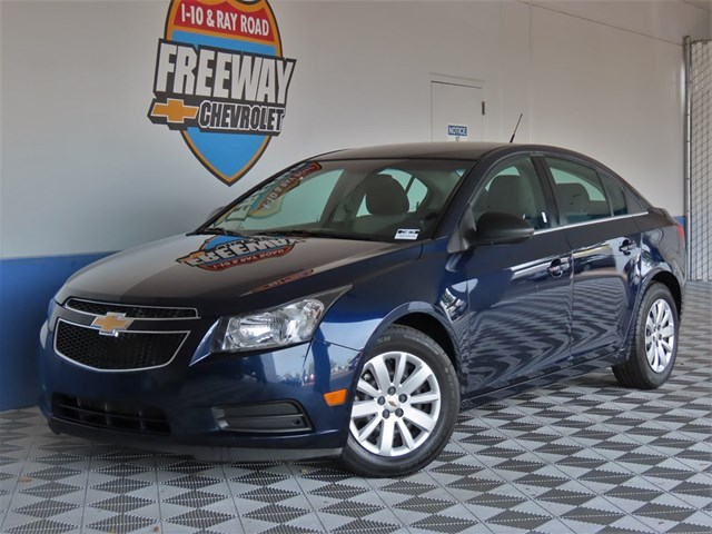 Used 2011 Chevrolet Cruze LS